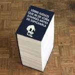 Nuevo libro: 10000 juegos que ni de coña jugarás antes de espicharla