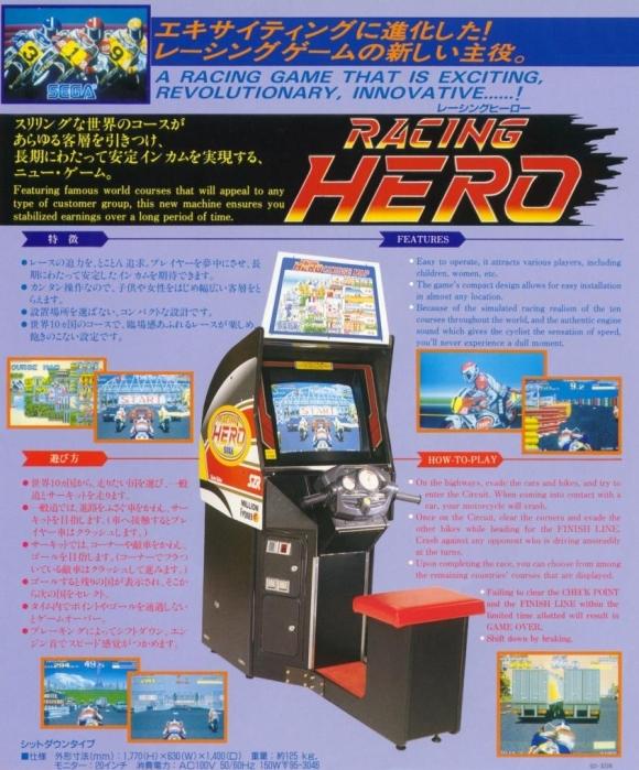 Flyer Racing Hero