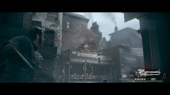 Review The Order 1886