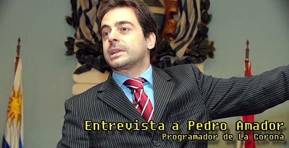 Pedro Amador - entrevista