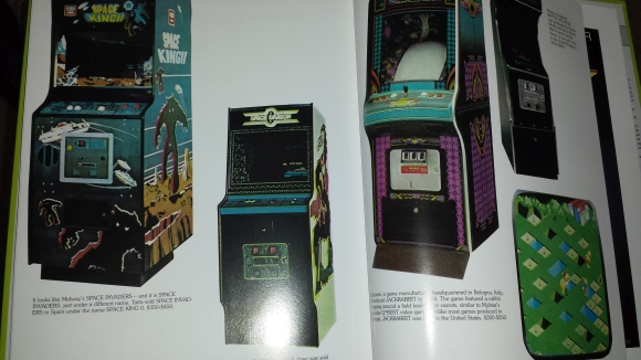 Encyclopedia of Arcade Video Games - Space King II