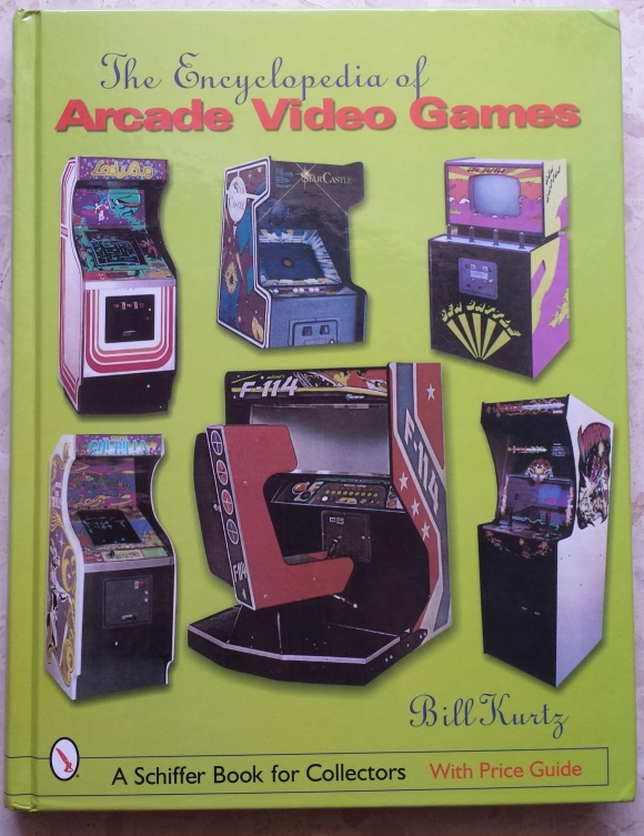 Encyclopedia of Arcade Video Games