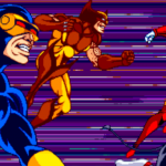 X-Men (Konami, arcade de 1992)