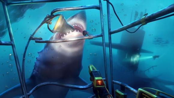 Inmersión Tiburón VR
