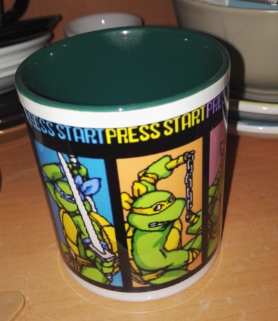 Taza Turtles