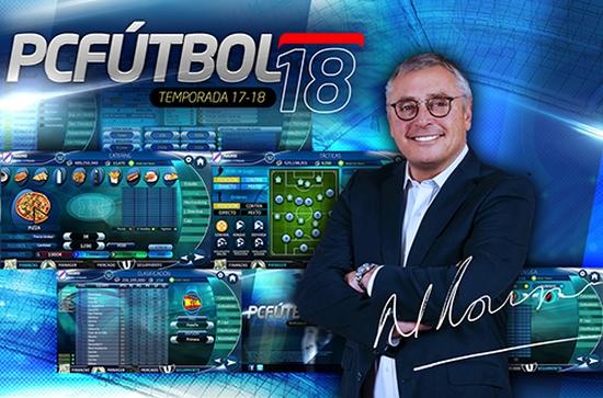 PCFutbol18 Portada