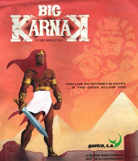 Flyer Big Karnak