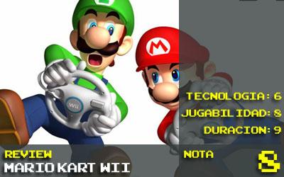 Mario Kart Wii: 8
