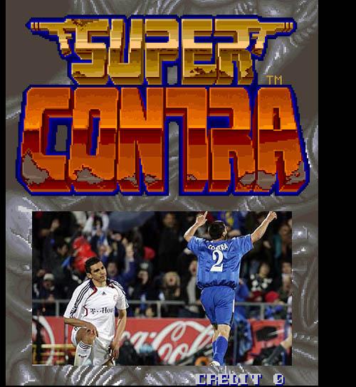 Super Contra - Getafe