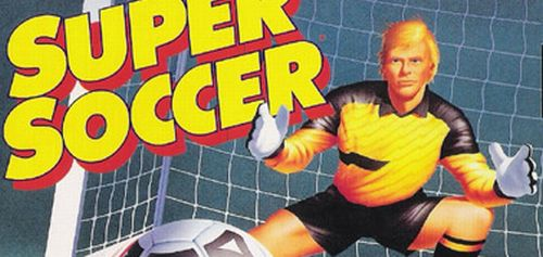 Super Soccer Cover