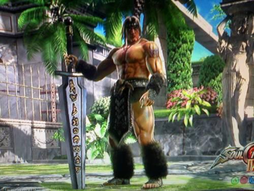 Conan Soul Calibur IV