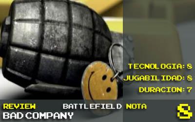 Bad company Nota: 8