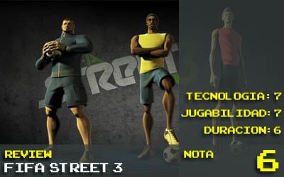 Fifa Street 3 - 6