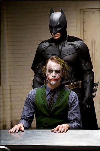 Batman: El Caballero Oscuro