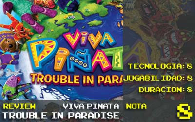 Nota Trouble in Paradise: 8