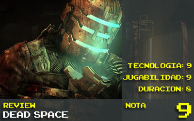 Nota Dead Space 9