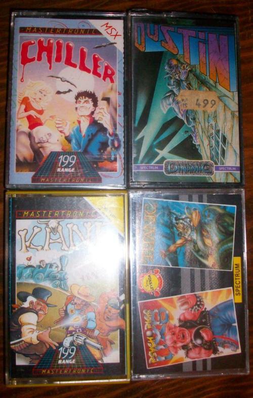 Juegos MSX / Spectrum