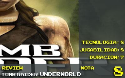 Underworld nota 8