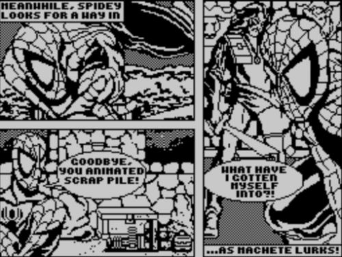 Dr Doom's Revenge Spectrum
