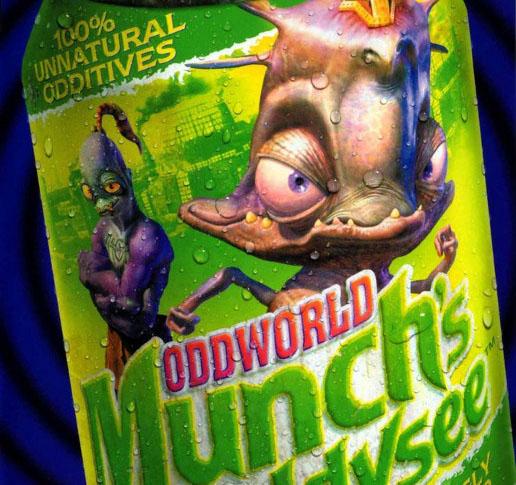 Munch Oddissey