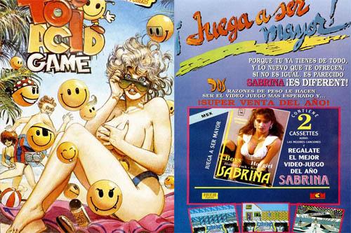 Chicas sexys en videojuegos españoles: Tois
