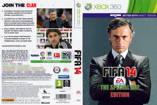 FIFA14 SPECIAL ONE