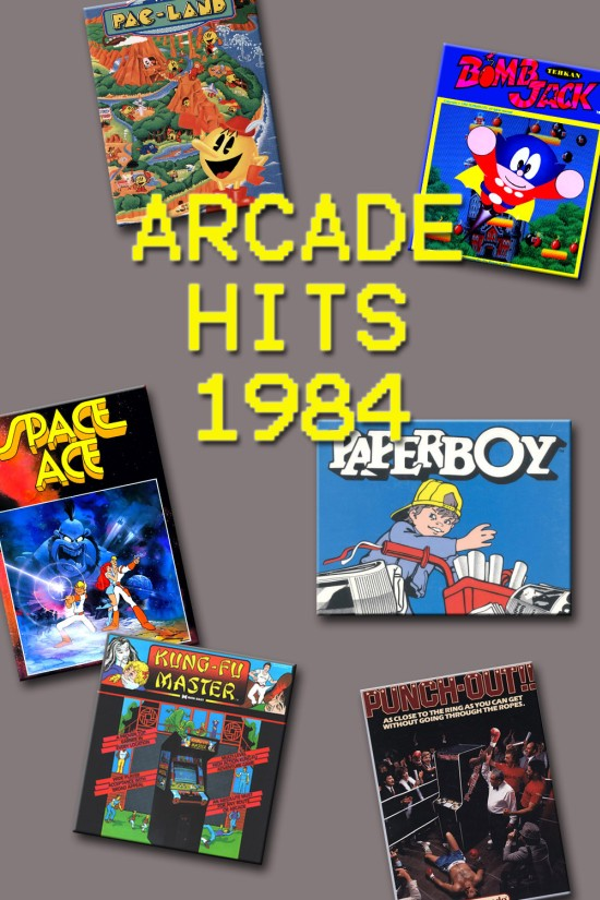 Arcade Hits 1984