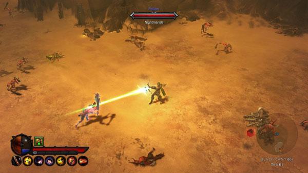 Review Diablo III Playstation 3