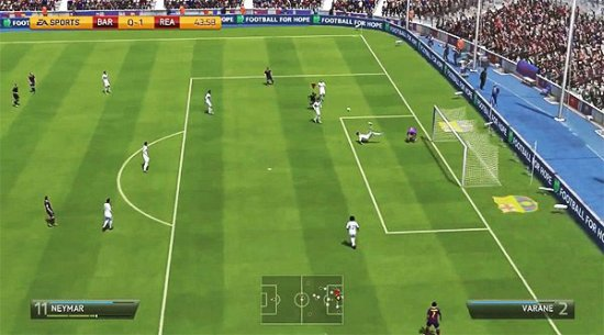 Review FIFA 14