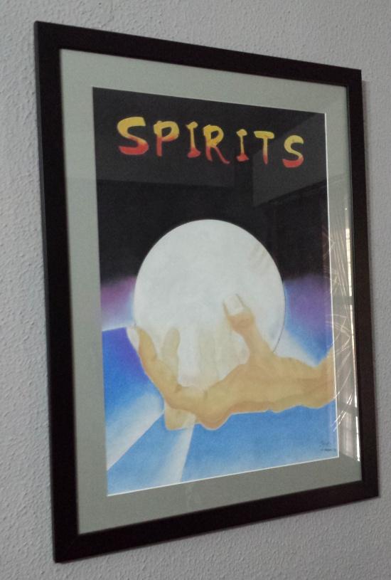 Spirits por Ponsia