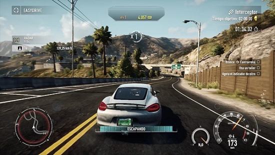 Review Need For Speed Rivals Xbox One