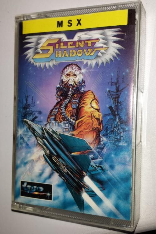 Silent Shadow Cassette MSX