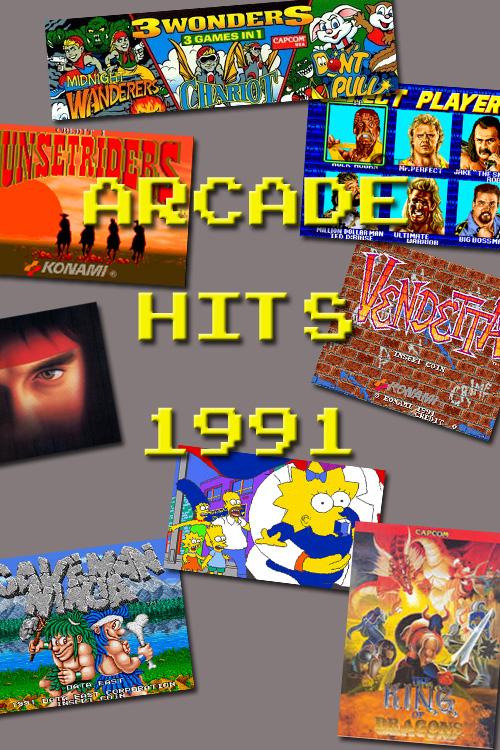 Arcade Hits 1991