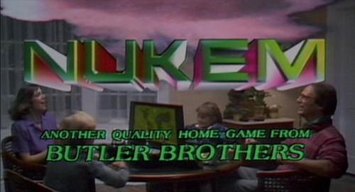 Nukem juego de mesa