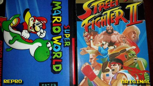 Mario vs SFII - Brillo