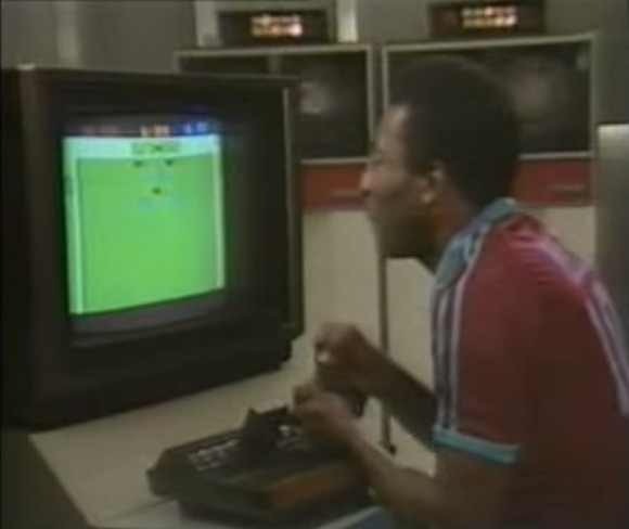 Pele's Soccer