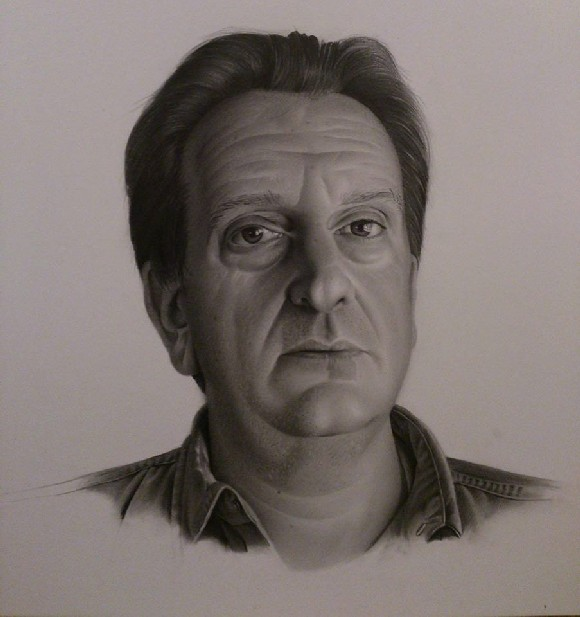 Retrato Carlos Diaz de Castro