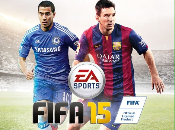 FIFA 15 IMPRESIONES