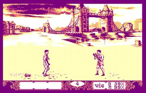Bob Winner - Amstrad CPC