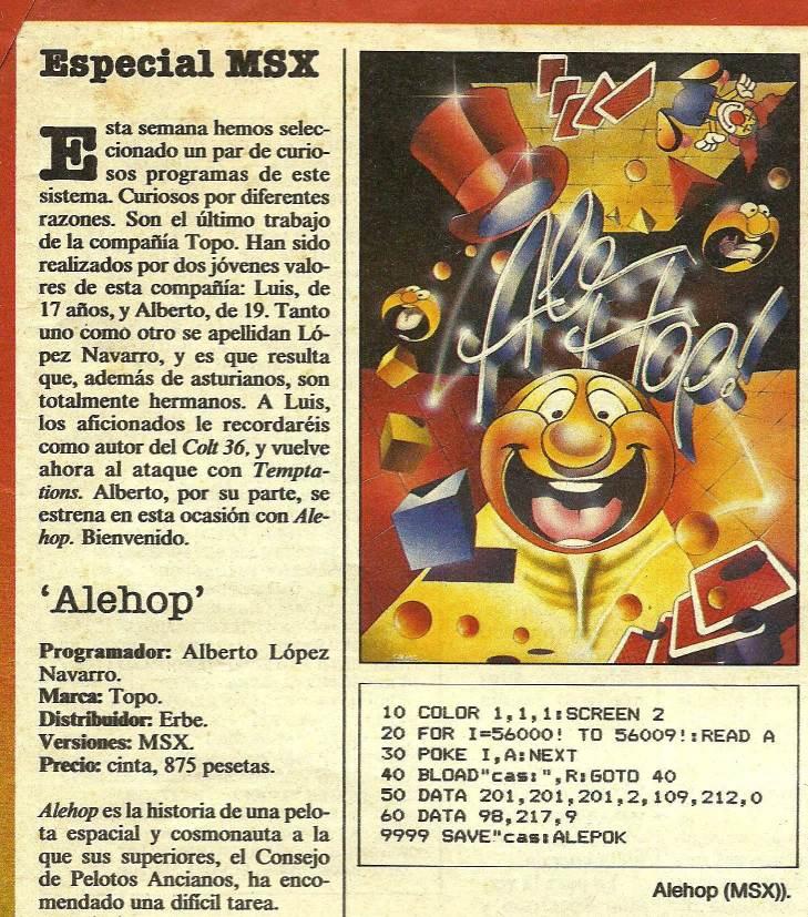 AleHop - El País Semanal