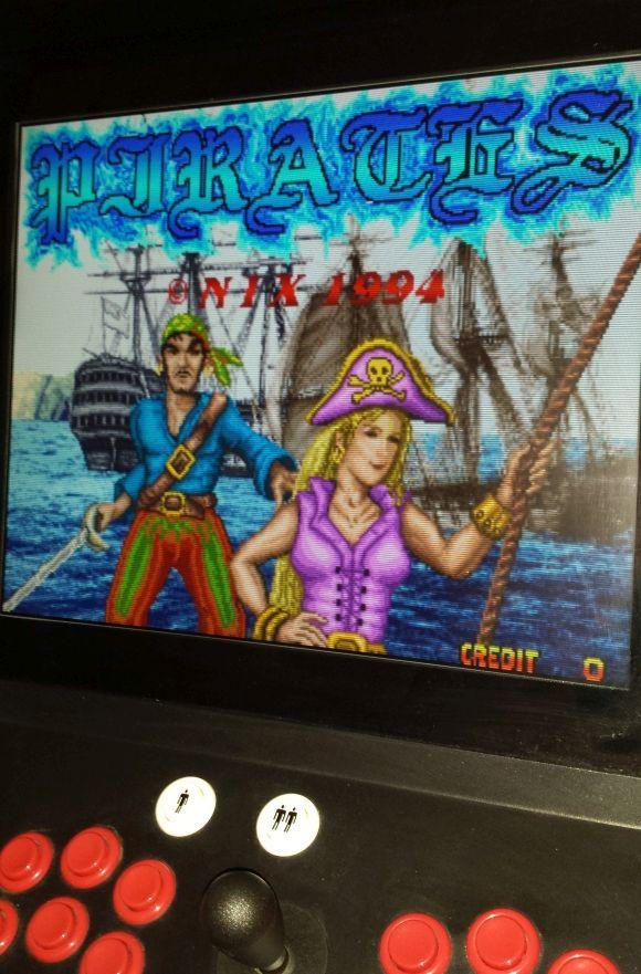 Pirates - Nix