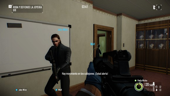 Review Payday2 Crimewave