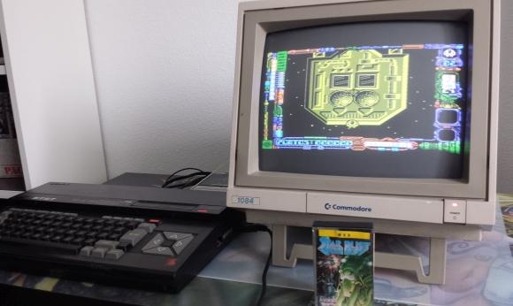 Stardust Topo Soft MSX