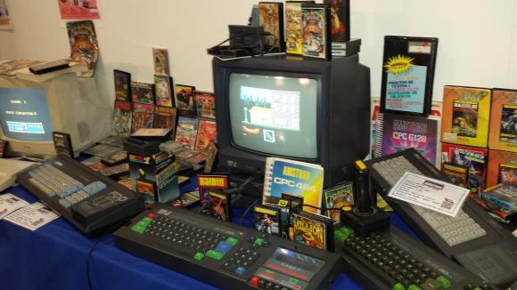 Exposición RetroSevilla Amstrad CPC