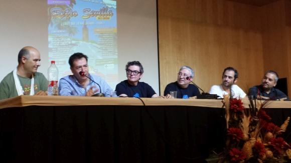 Conferencia RetroSevilla Génesis