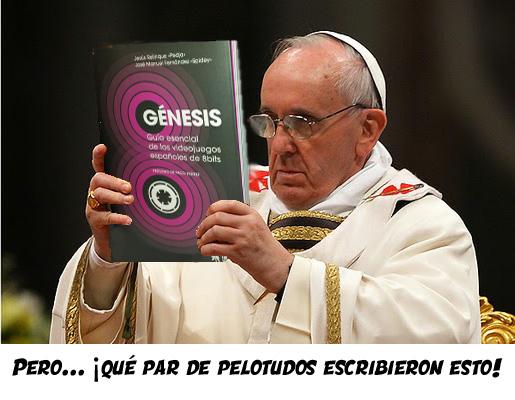 Papa Paco y Génesis