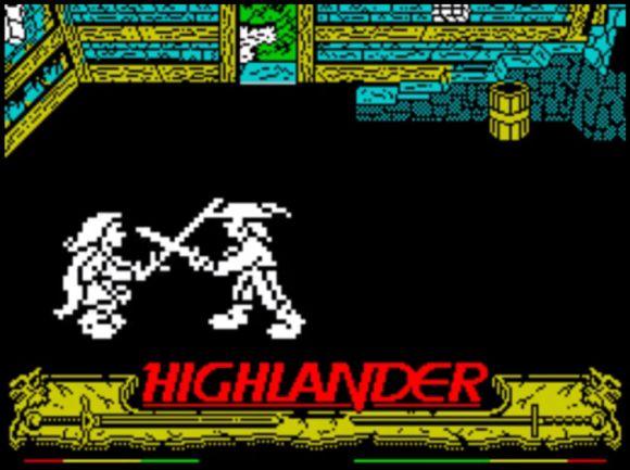 Highlander combate 1