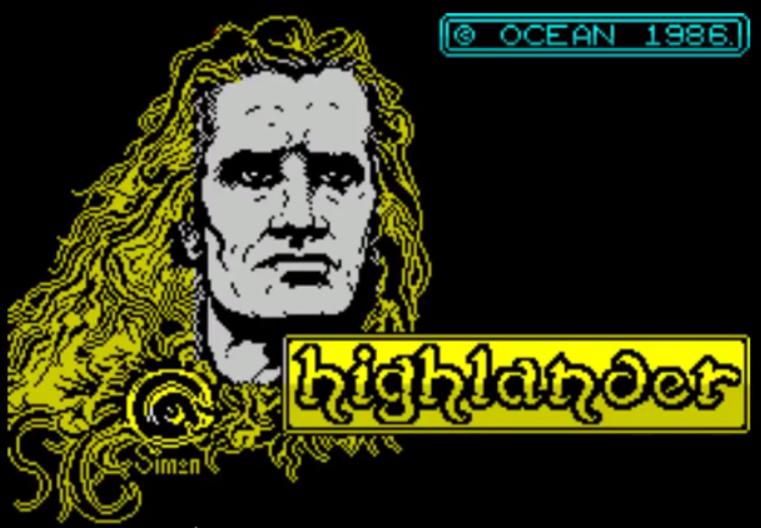 Highlander screen
