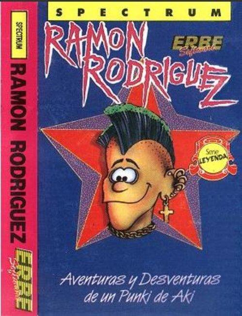 Ramón Rodríguez, un punki de aki